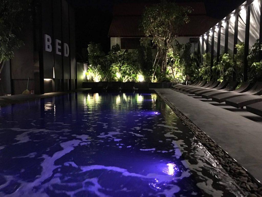 chiang mai hotel occupancy near 0%