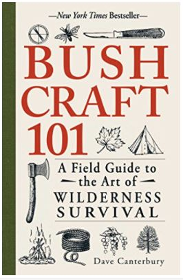 bushcraft 101 book review