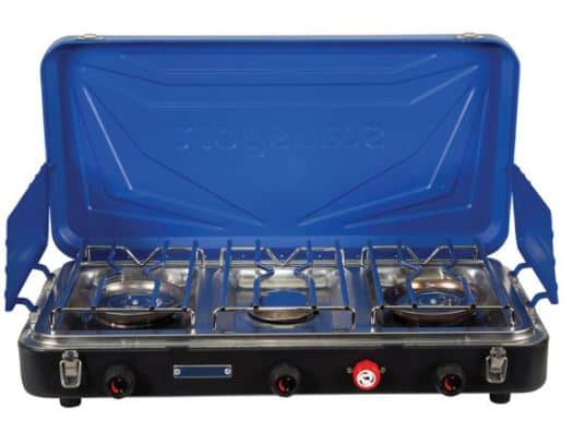 Stansport Outfitter Series-3 Burner Propane Stove