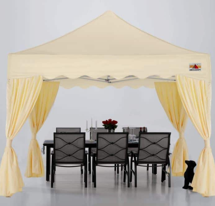 ABCCANOPY 10 x 10 Party Tent Canopy