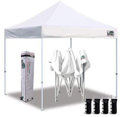 Eurmax New 10 x 10 EZ Pop Up Canopy Tent