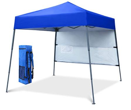 COOSHADE 6 x 5 Compact Backpack Canopy
