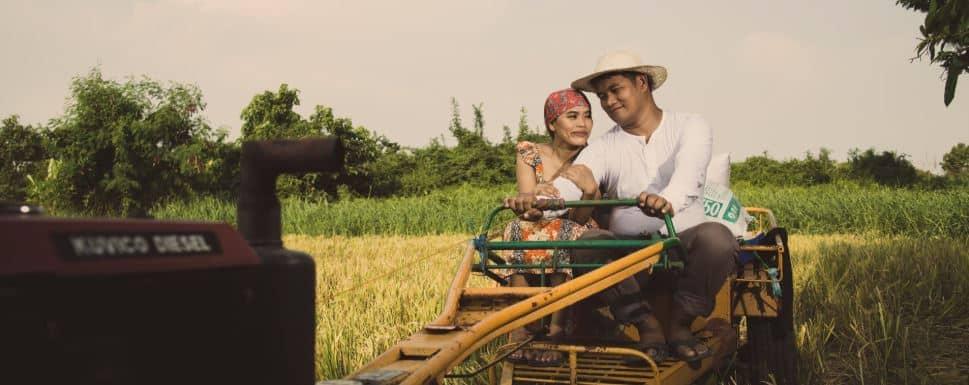 self sufficient farming