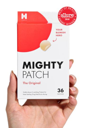 Best Natural Acne Patches For Pimples And Acne Scars