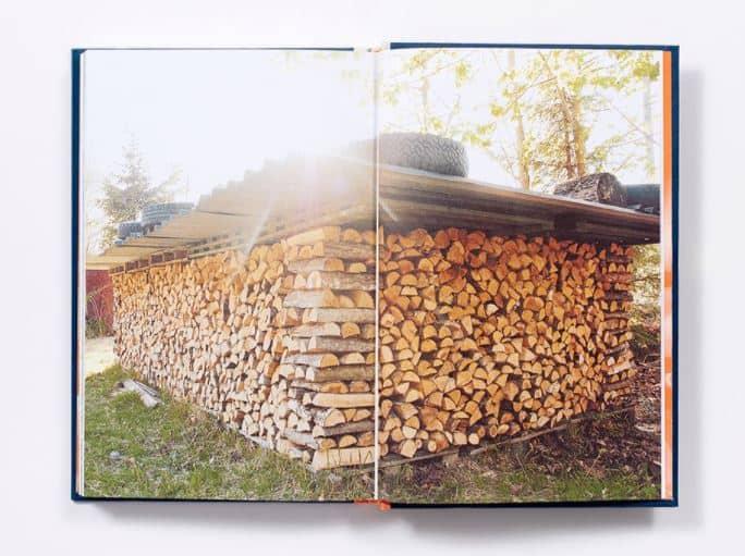 Norwegian logs