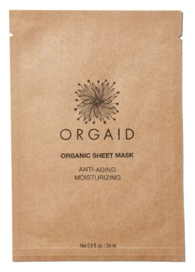 Organic Sheet Mask