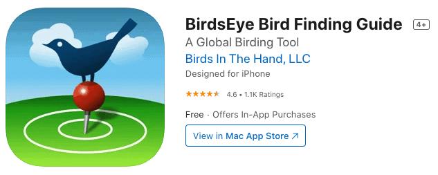 bird finding guide