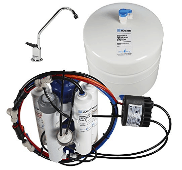 Home Master TMHP HydroPerfection Water Filter System
