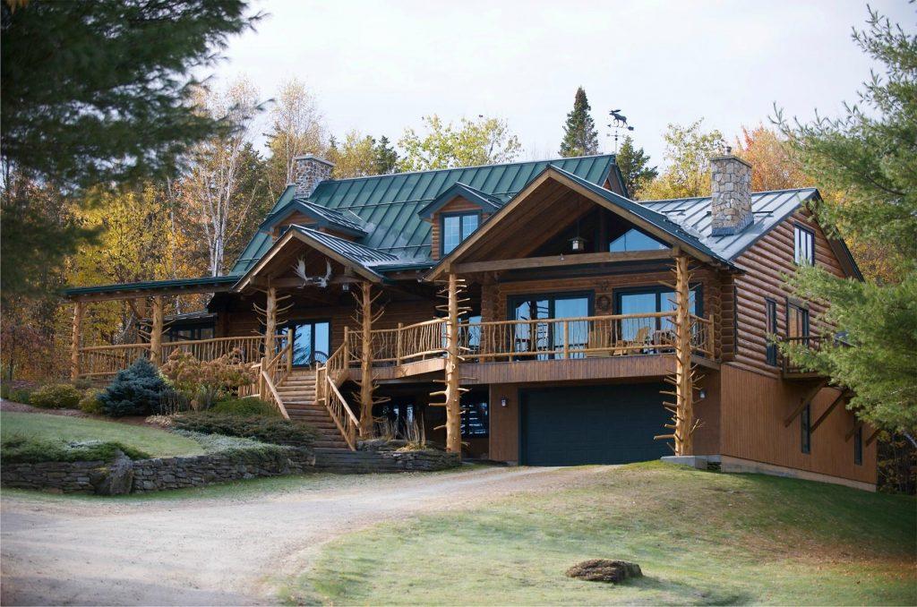 Moose Meadow Lodge, Waterbury, Vermont