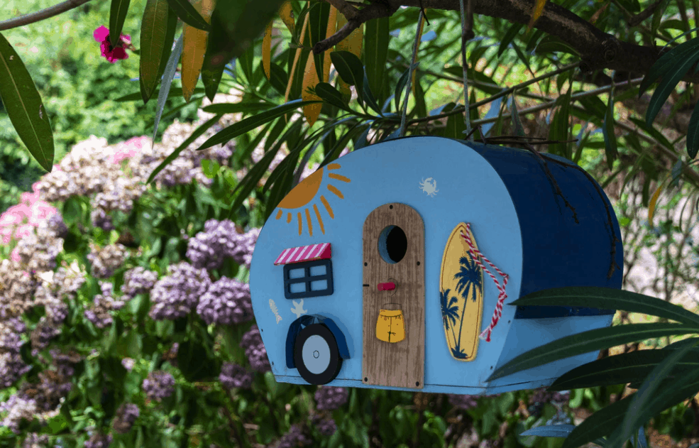 best bird house kits