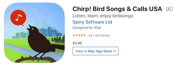 best bird apps