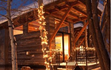 fireside resort glamping destination