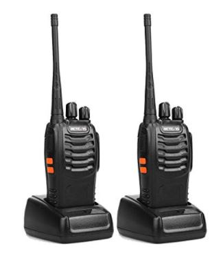 Retevis H-777 Two Way Radio Rechargeable