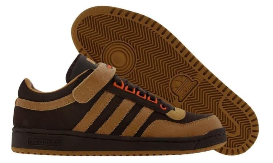 Adidas Shoes Mushroom