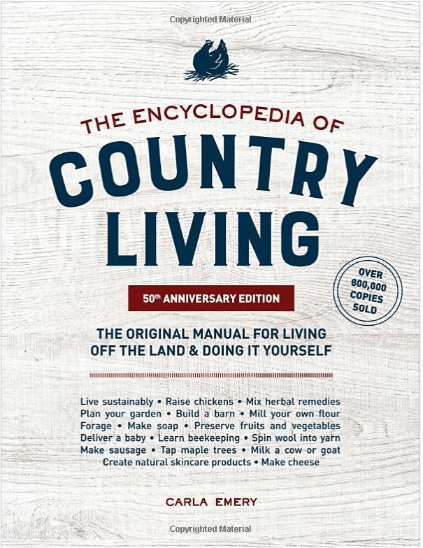 The Encyclopedia of Country Livingeeeee