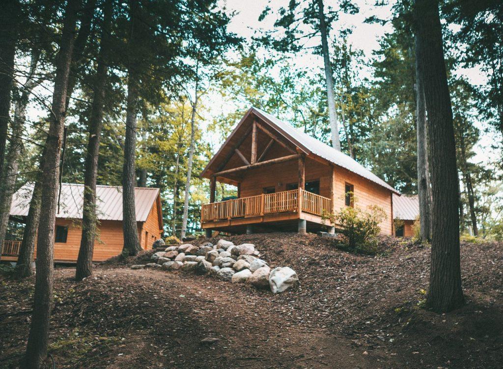 Huttopia White Mountains, New Hampshire