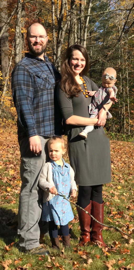 The Frugalwoods Family