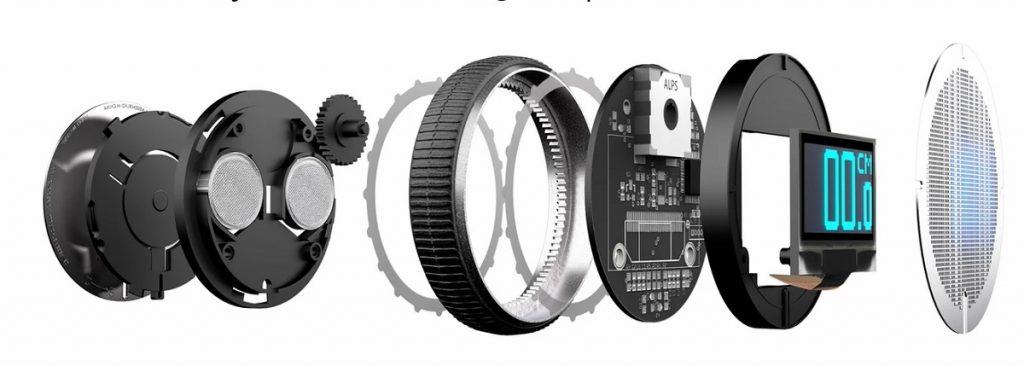 Rollova Measuring Device