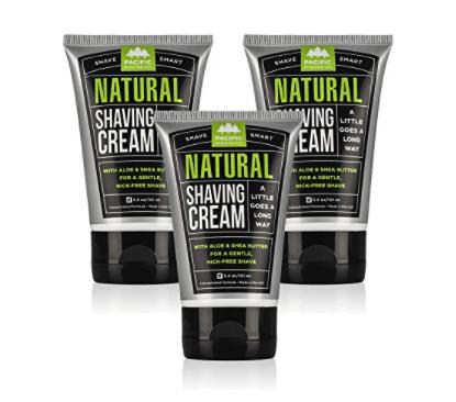 best natural shaving cream