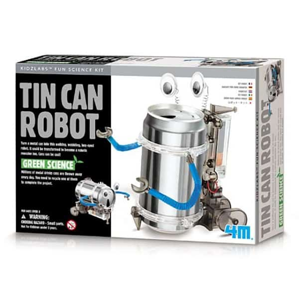 4M tin can