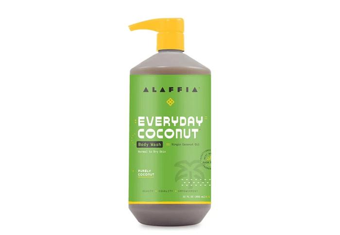 Alaffia Everyday Coconut Body Wash - Purely Coconut