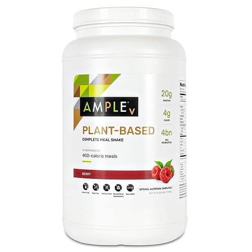 Ample V Berry Canister