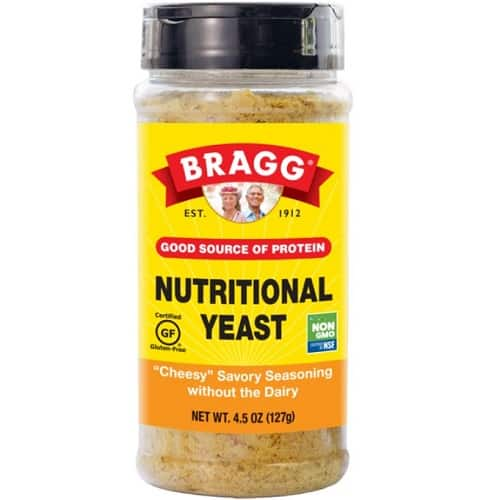 Best Nutritional Yeast Brands