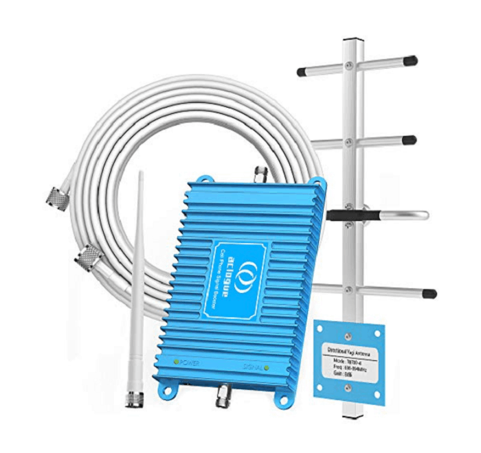 Cell Phone Signal Booster for AT&T T-Mobile 4G