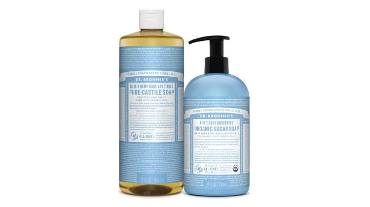 Dr. Bronner's - Organic Sugar Soap