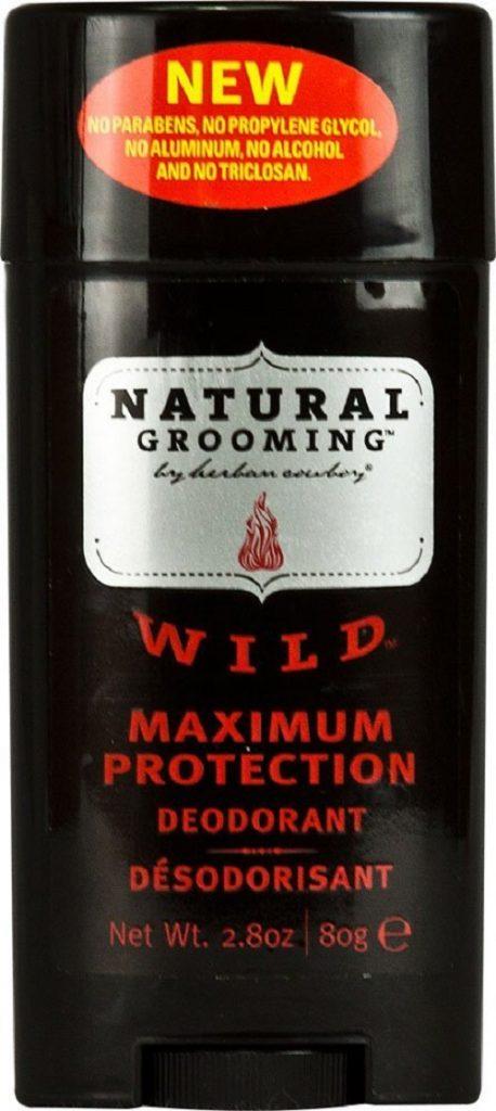 Herban Cowboy Wild Deodorant Maximum Protection