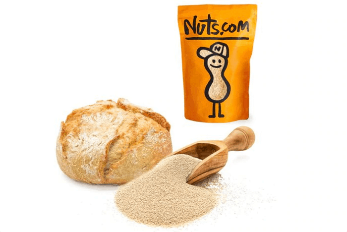 Nuts.com's Gluten-Free Nutritional Yeast