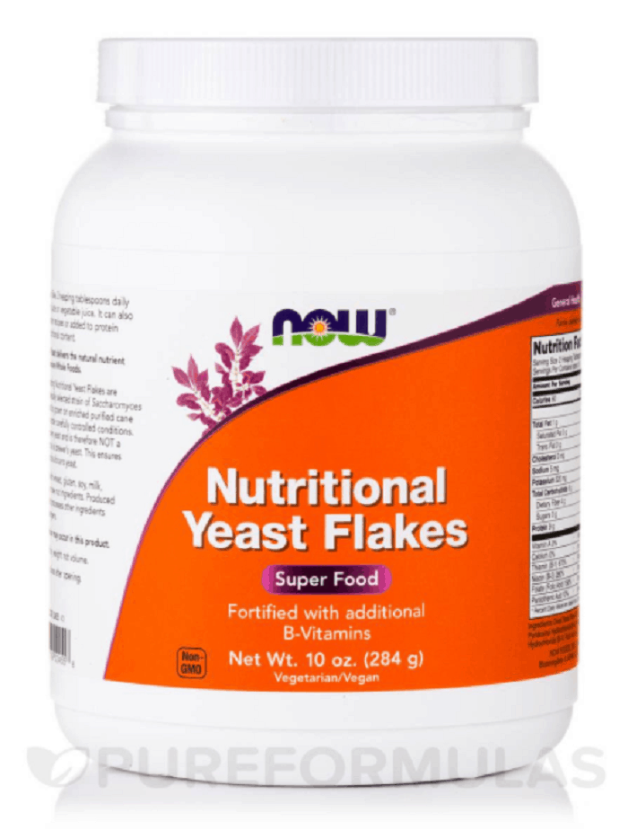Pure Formulas Nutritional Yeast Flakes