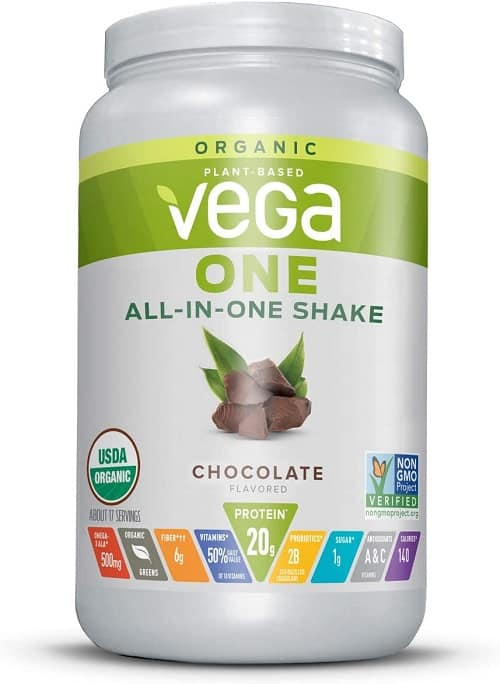 Best Vegan Meal Replacement Shakes