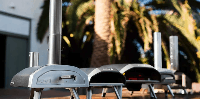 ooni wood fired ovens