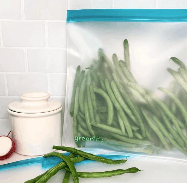 reusable food storage bags