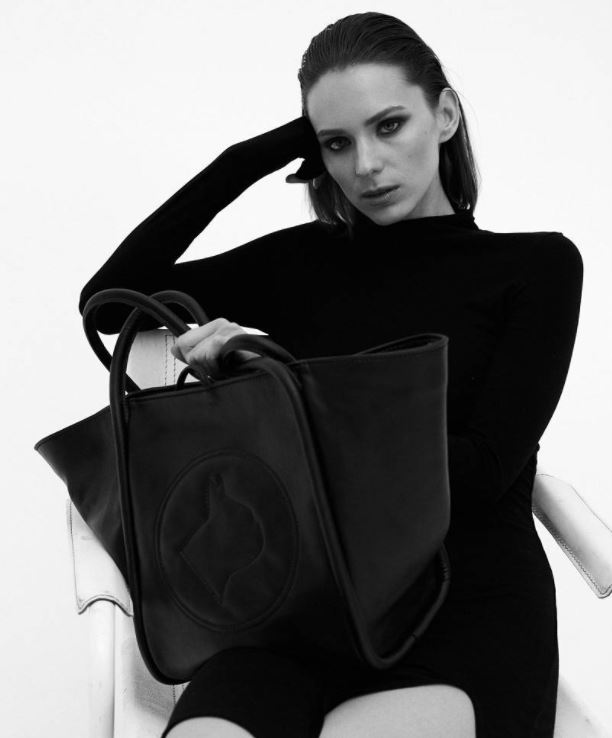 alexandra k shopper bag