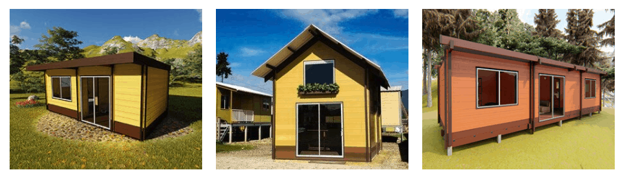 Sustainable Houses Constructed With Coffee Husks