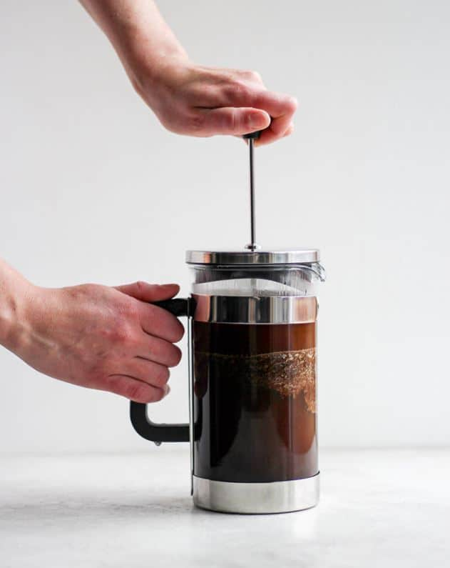 french press is sustainable