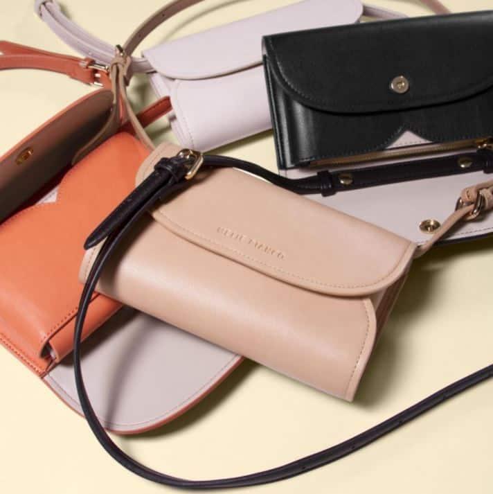 cleo small convertible belt bag