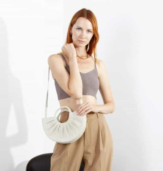 karlie bone handle bag