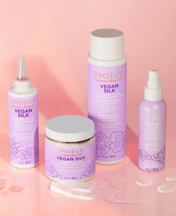pacifica vegan silk