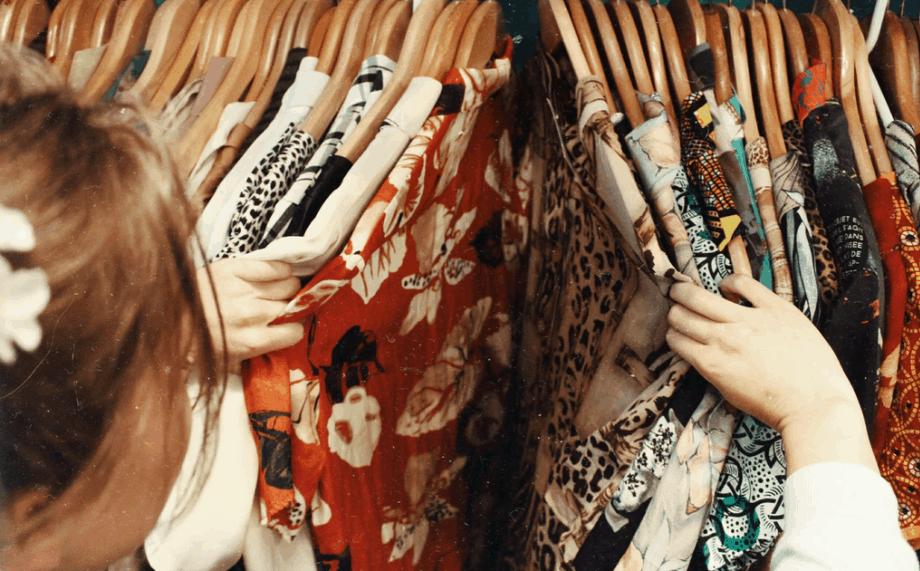 Thrift Store Addict
