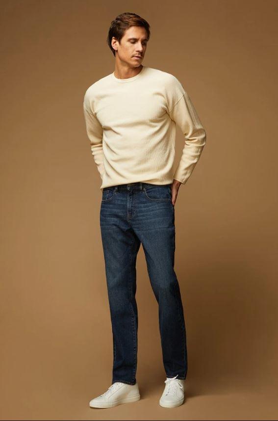 warp + weft men's jeans