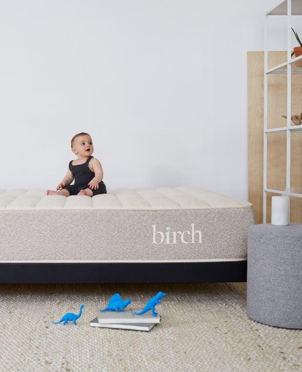 birch natural mattress
