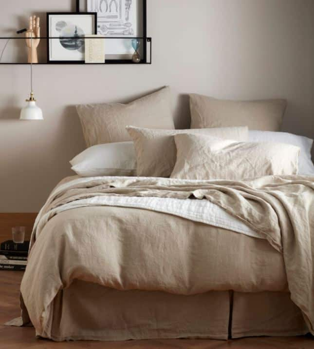natural bedding