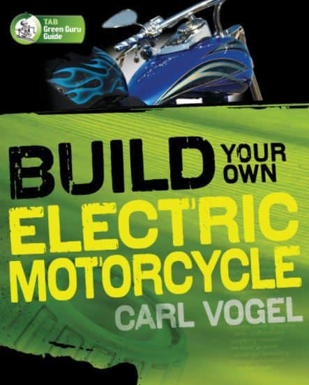 build your own electric motorcycle book cover