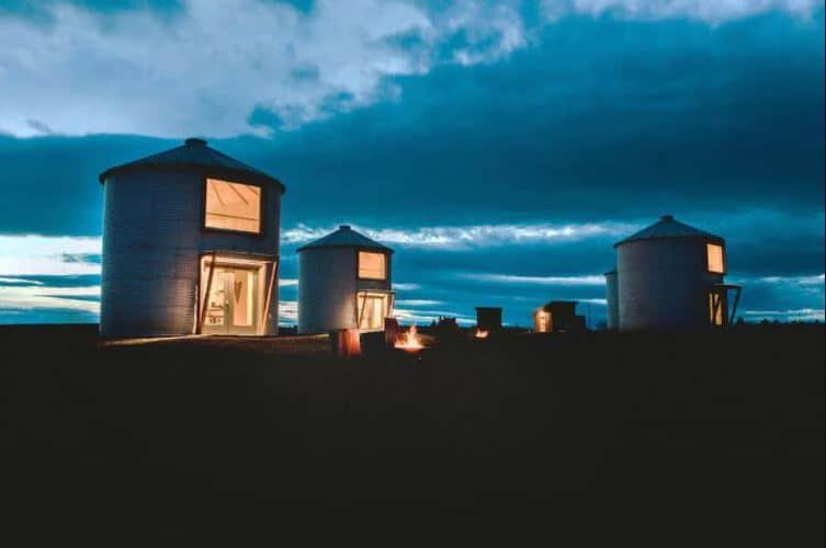 clark farm silos