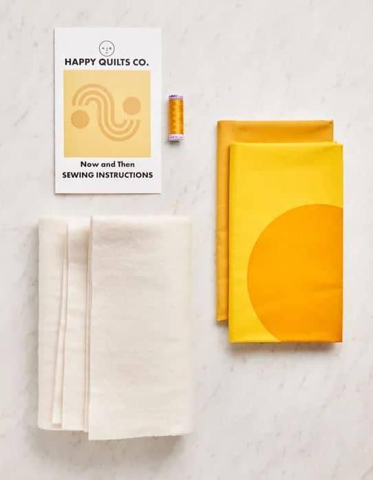 happy quilts diy quilt kit
