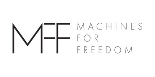 machines for freedom logo