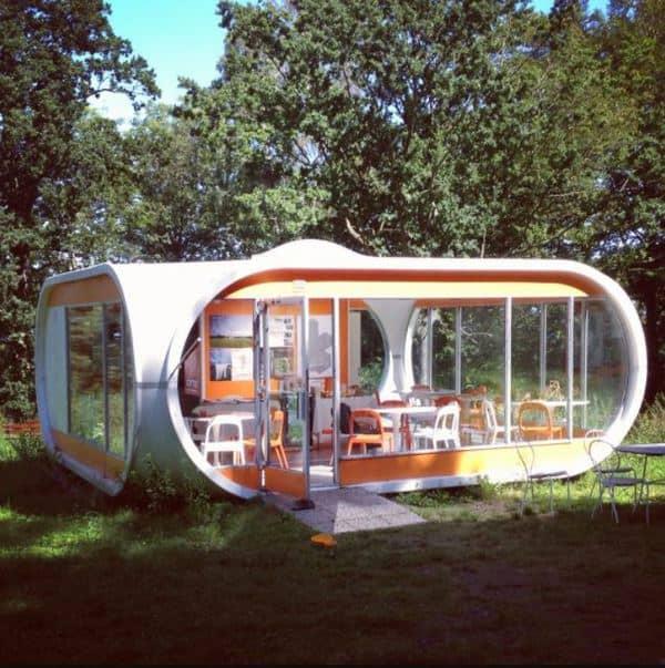 The Venturo House
